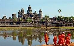 Les temples d'Angkor: afflux touristique et intervention gouvernementale
