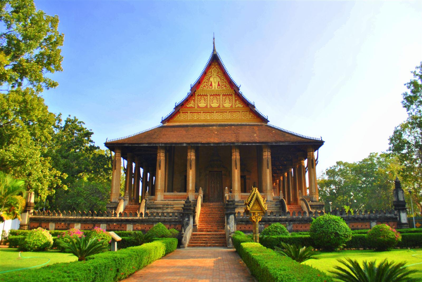 Wat-Ho-Phra-Kaew