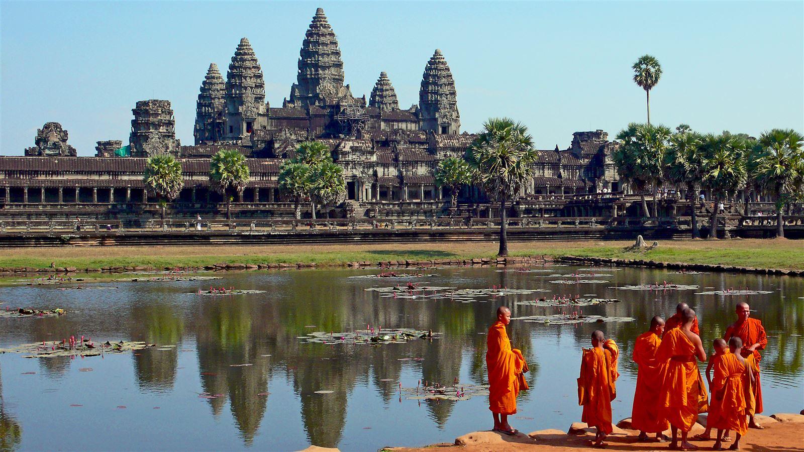 Photos Cambodge
