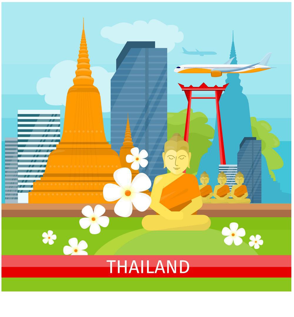 Mosaïque de Thaïlande et charme de Birmanie