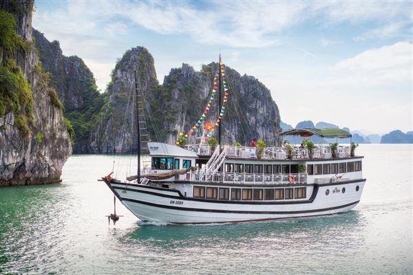 Swan Cruise 3J2N - Habitant