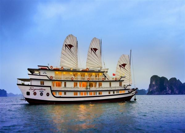SIGNATURE HALONG CRUISES 2J1N