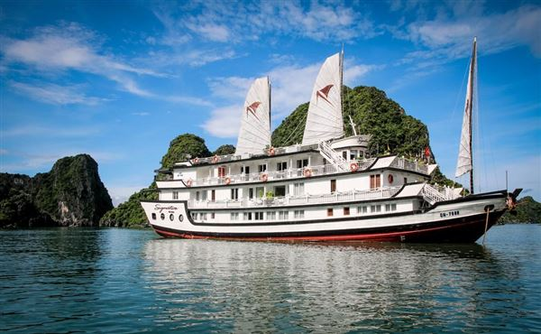 SIGNATURE HALONG CRUISES 3J2N