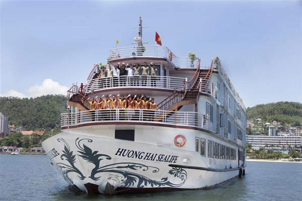 HUONG HAI SEALIFE 3J2N