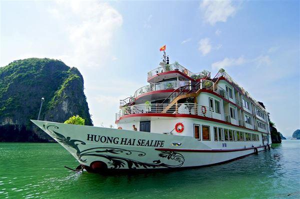 HUONG HAI SEALIFE 2J1N