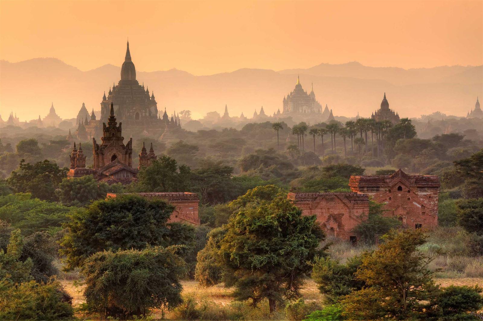 Ors de Birmanie