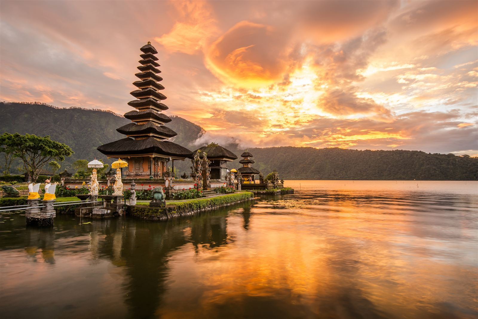 Découverte culturelle de Bali