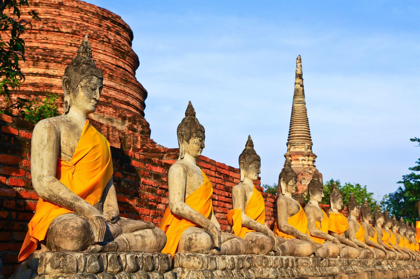 Luang Prabang - Court