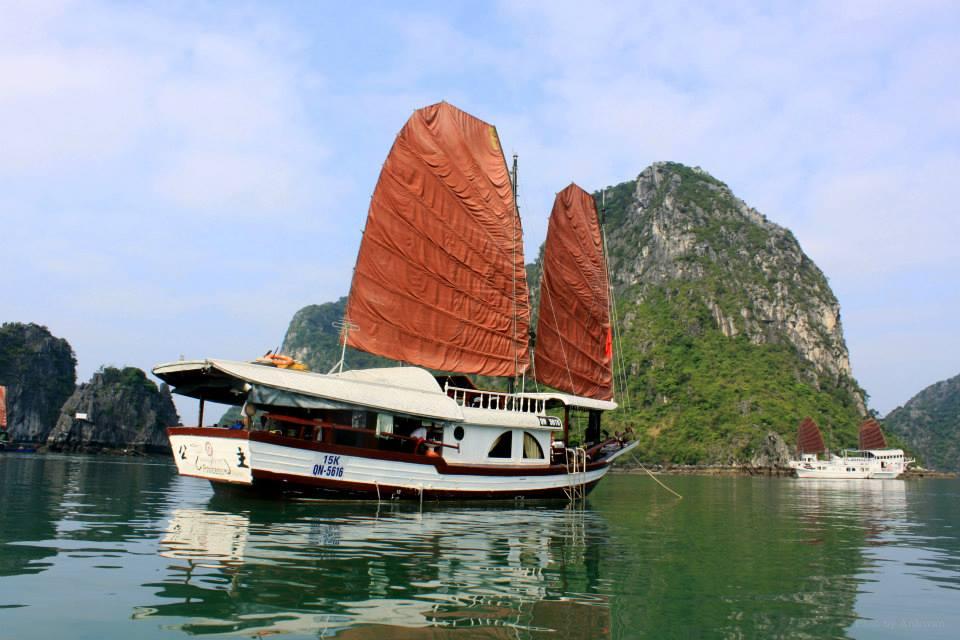 Croisière Ha Long - Paradise Cruises
