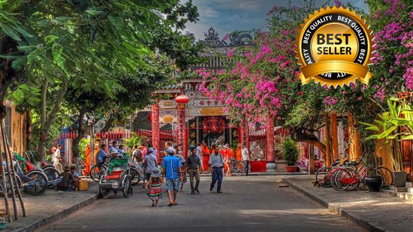 ★ BEST SELLER ★ Panorama du Vietnam