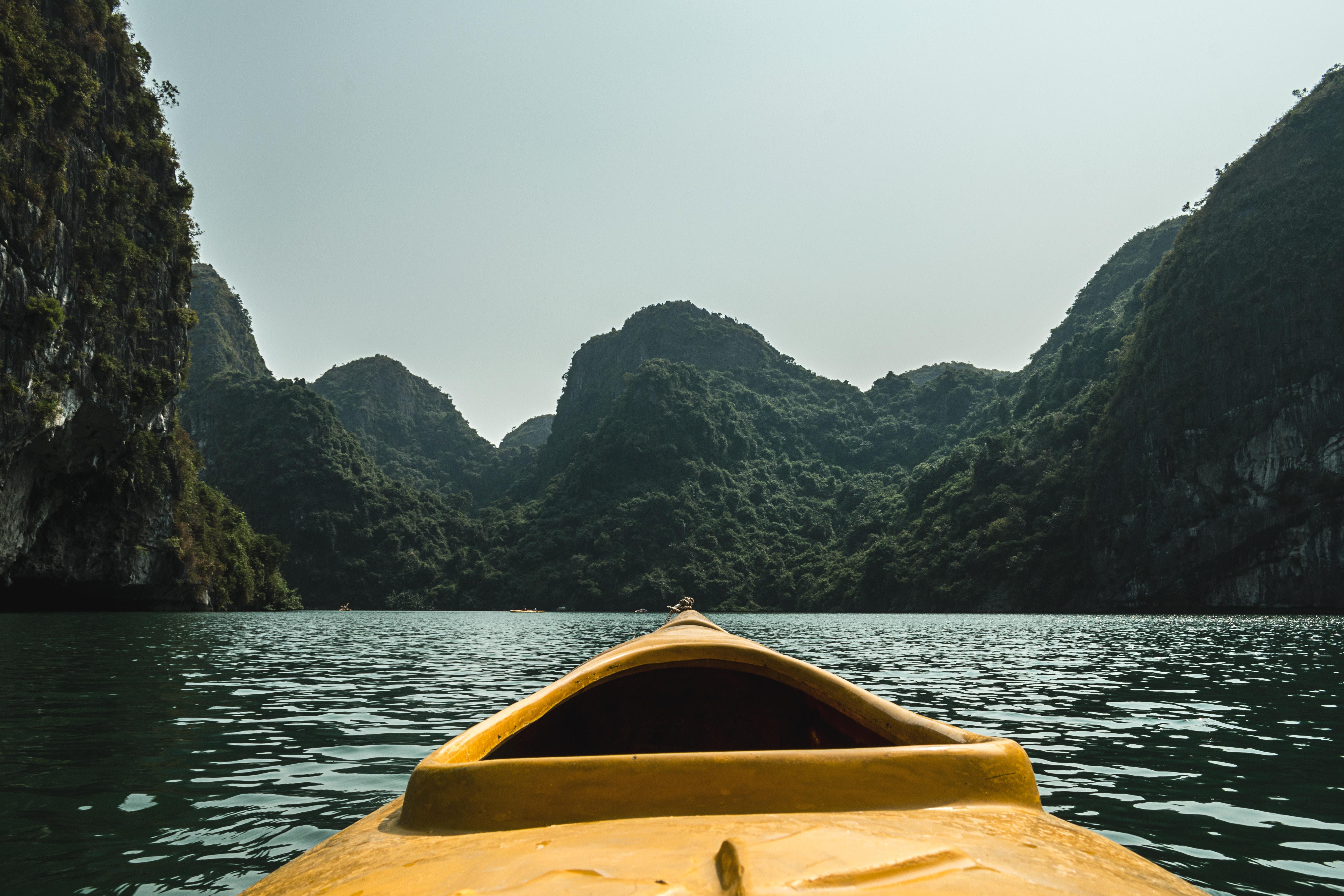 Excursion sur la rivière de Thu Bon