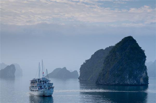 De la Baie dHa Long au Delta du Mékong