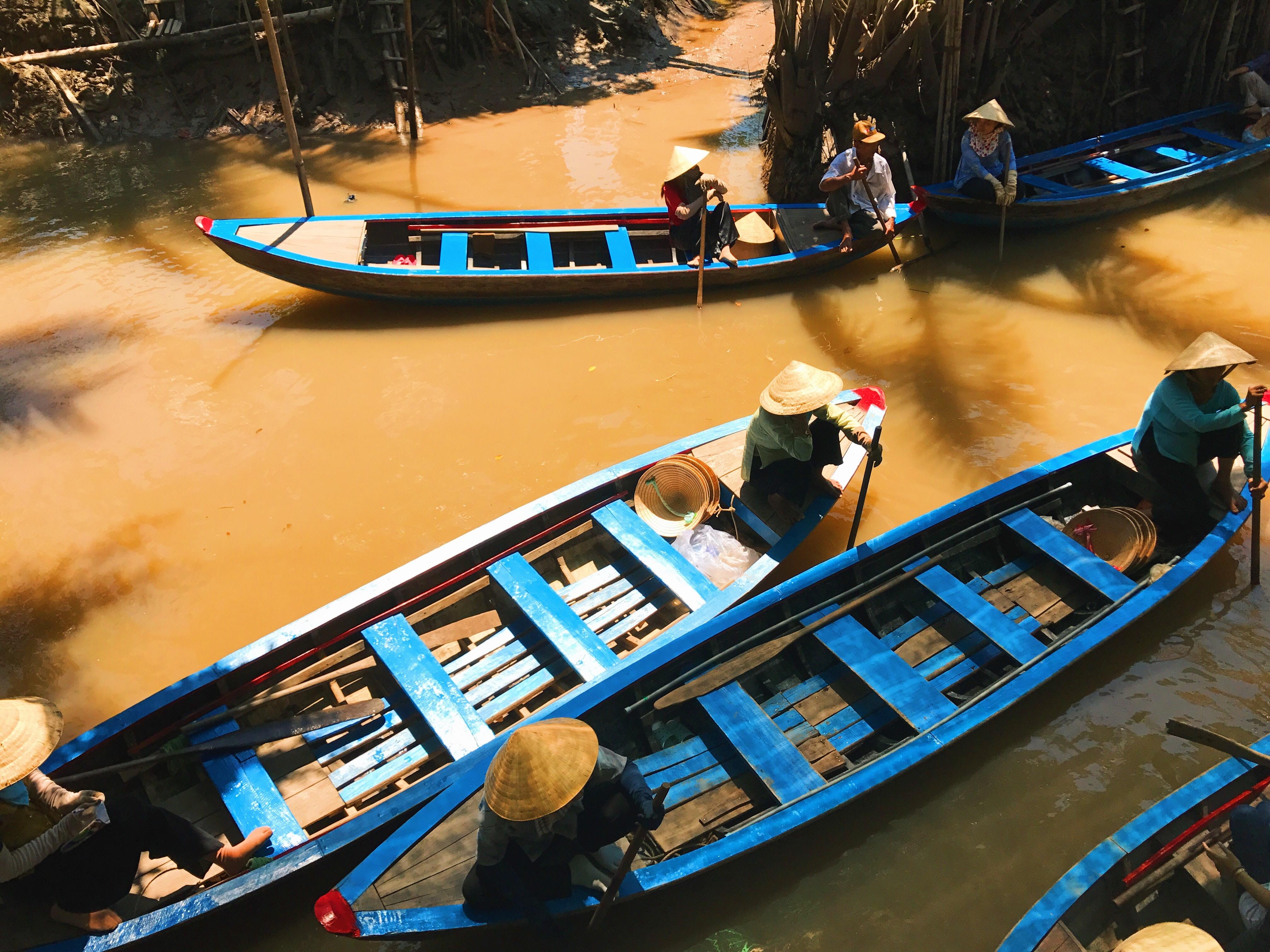 De Saigon au Mékong