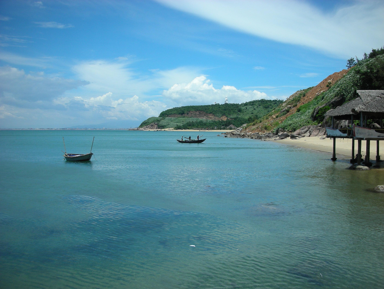 La plage My Khe