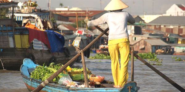 De Saigon à Phnom Penh