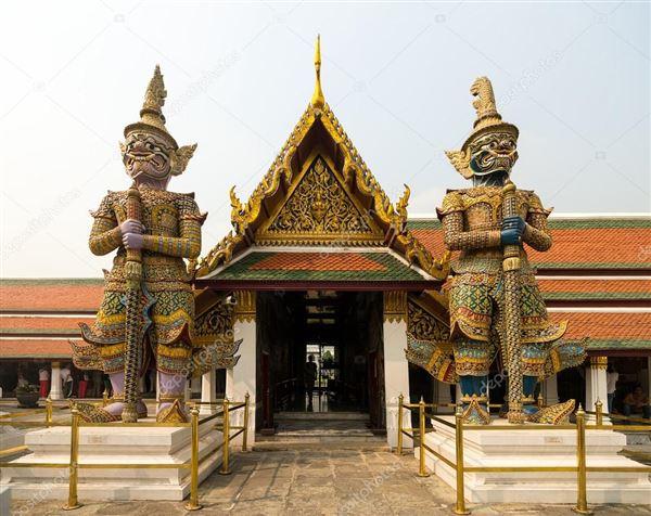 Sourire de la Thaïlande