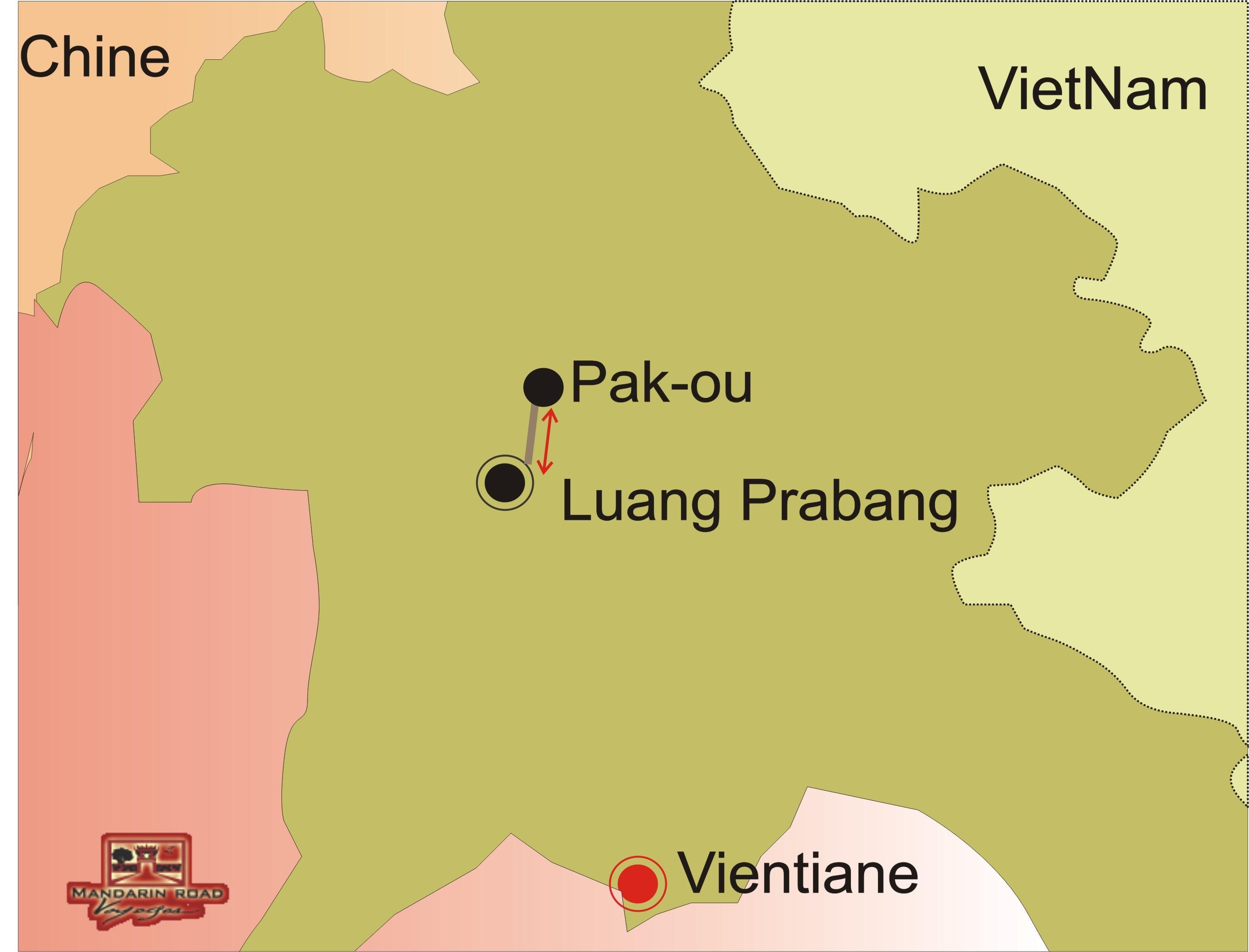 Luang Prabang - Long