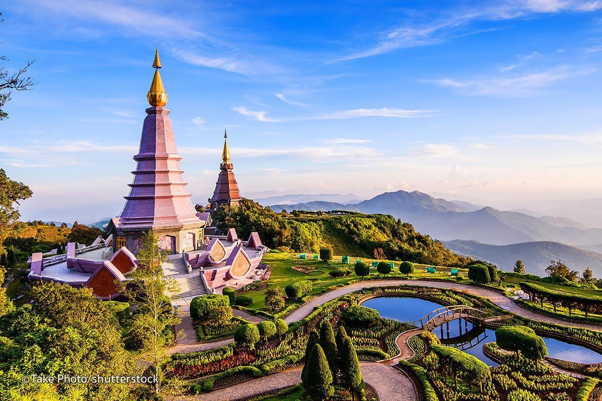 Merveille de la Thailande et Charme Luang Prabang