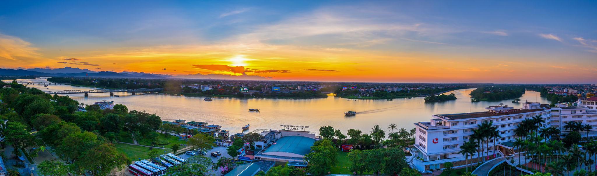 Découverte de la beauté naturelle de Dong Giang