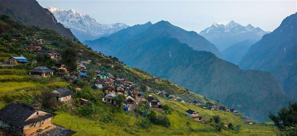 Séjour aventure au Népal